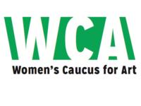 Women's Caucus for Art – Logo Concept