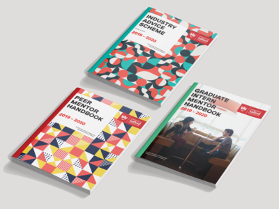 University of Salford - Mentoring Brochures