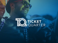 Ticket Quarter Branding