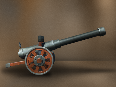 Old Cannon icons cannon game