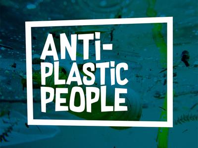 Anti Plastic People Logo