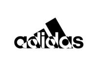 Black + White + Adidas