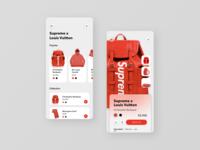 Supreme Collection Concept