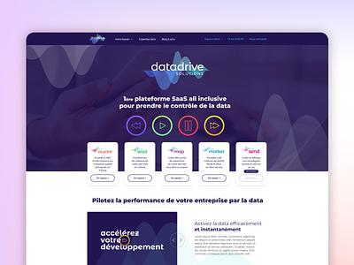 Datadrive Solutions Hub player icon cards datadrive send map market lead aware hub uidesign ui