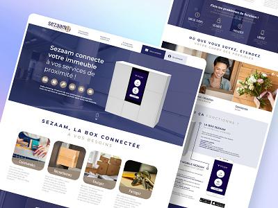Sezaam Homepage sezaam desktop homepage ui webdesign ui ux design webdesign