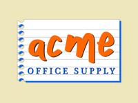 Acme Office Supply Logo