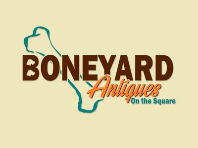 Boneyard Antiques Logo
