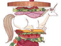 Diverse Sandwich