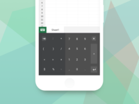 Excel Keyboard