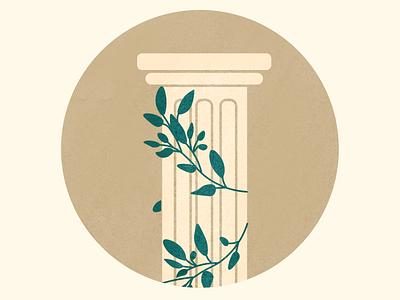 Serendipitous Project Logo minneapolis logo branding illustration design