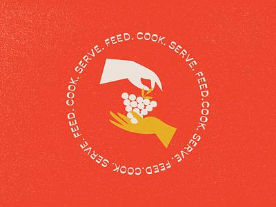 Minnesota Central Kitchen Concept food minnesota minneapolis branding typography illustration design