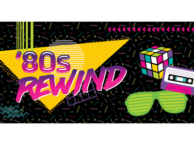 Seattle Symphony '80s Rewind Campaign