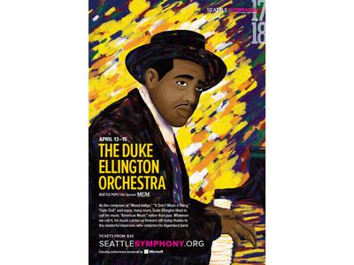 Seattle Symphony Concert Campaign