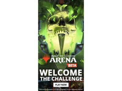 Magic: The Gathering Arena campaign