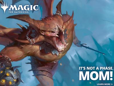 Magic: The Gathering Ravnica Allegiance online ad