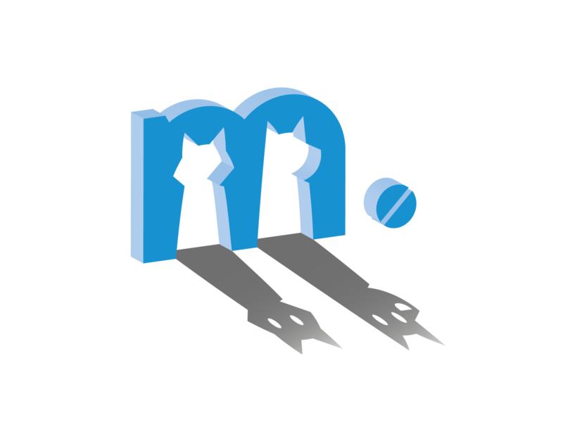 Meds Pets Wanted caracter design carachter concept pet materials material 3d web design app icon typography ux branding ui design logo character background illustration