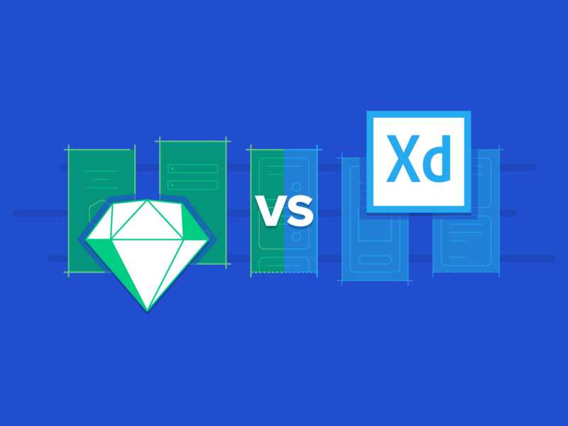 Adobe XD vs Sketch – Showdown 2020 app mobile product design ui ux ui design user experience ux design product design