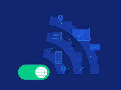A Day in the Freelance Life – Getting to Know Toptal Designers usability product design user experience ui design ux design ux ui illustration