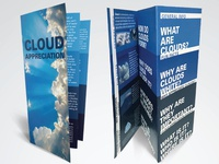Cloud Appreciation Brochure