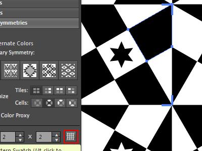 Geometric Pattern geometric pattern arabian style artlandia symmetryworks vector illustrator