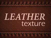 Vector Leather Texture