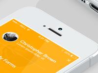 Form Builder Mobile Companion App