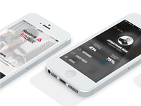Reebok iOS App