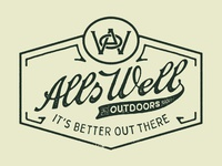 Alls Well Badge