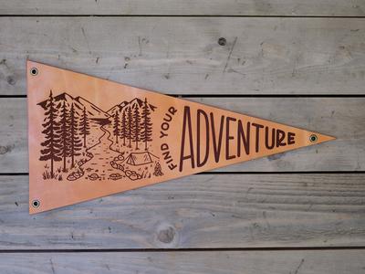 Adventure Pennant