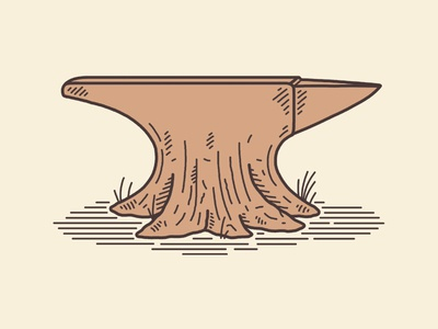 Anvil / Stump