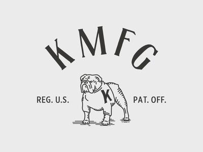 KMFG Mascot