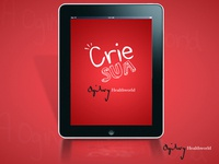 The first digital portfolio for Ipad Ogilvy Health World Brazil.