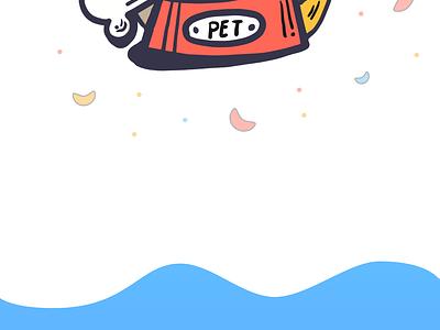 Freebie Onboarding Pet Care UI Design lover dog petcare team devoqdesign onboarding freebie