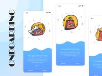 Freebie Onboarding Pet Care UI Design