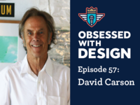 David Carson on Obsessed With Design