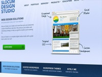 Slocum Studio Site 2012