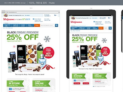 Walgreens Black Friday 2014 black friday ecommerce walgreens