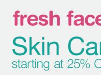 10/4/2015 SkinCare Sale