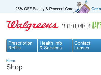 walgreens BPC campaign art hagio care personal beauty walgreen