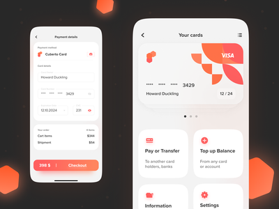 Check Out UI glassmorphism glass transfer payment banking bank uiux checkout colors card icon typography ux vector branding ui app shadow light design