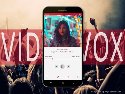 Music Streaming Design