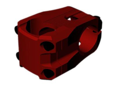 Handlebar Clamp 3D Model for Moove Bike Co.
