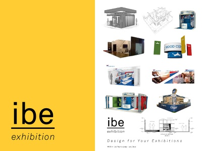 I Be Exhibition Poster 2014 Sm exhibit exhibition exhibitdesign exhibitiondesign tradeshowdesign tradeshow