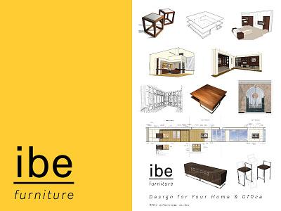 I Be Furniture Poster 2014 Sm furniture furnituredesign kitchendesign interiordesign furnituredesigner