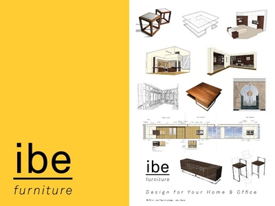 I Be Furniture Poster 2014 Sm