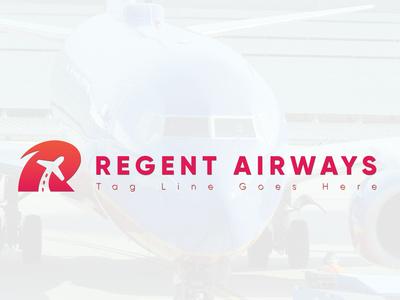 Regent airways Logo
