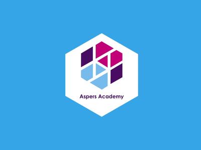 Aspers Academy 2019-20 Logo Stings