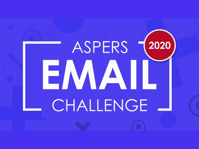 Aspers Email Challenge Video Logo 2020