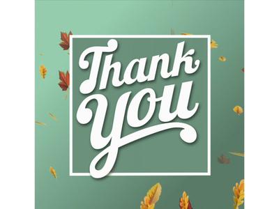 Hive Thanksgivings Promo 2019