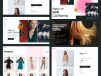 Fashion Influencer Network Website
